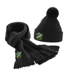 Bedworth RFC Hat & Scarf Set